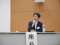 座長 小田 誠医師(総合東京病院呼吸器外科統括部長)