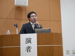 亀山伸久医師(総合東京病院呼吸器内科医長)