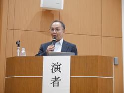 図6 橋本 修医師(日本大学医学部内科学系呼吸器内科学分野主任教授)