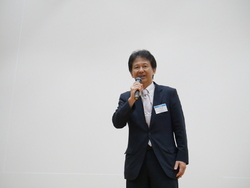 閉会の辞 小田 誠医師(総合東京病院院長呼吸器外科統括部長)