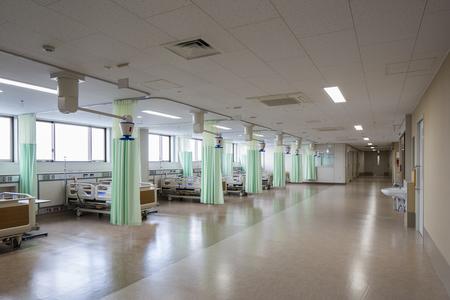 ICU風景