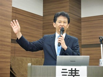 小田 誠先生
