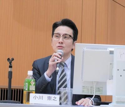小川崇之 医師(東京慈恵会医科大学附属病院)