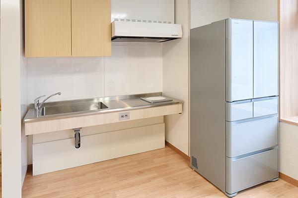 5階 調理練習用キッチン
