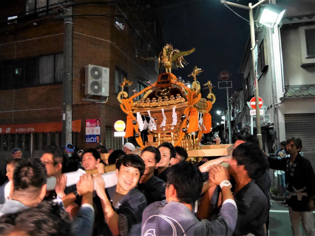 江古田氷川神社例大祭