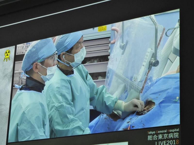 総合東京病院LIVE2018