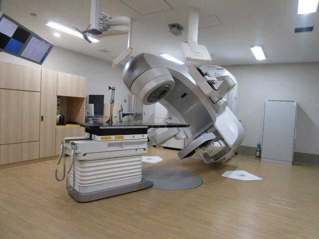 『放射線治療センター』ページをリニューアルしました